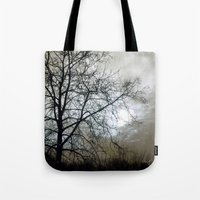 Winter Sky II Tote Bag