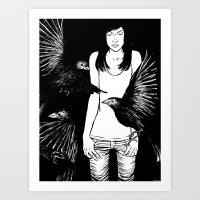 Print No 6 Art Print