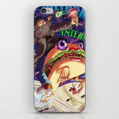 Welcome to the internet iPhone & iPod Skin
