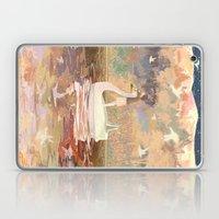Swan Boat Laptop & iPad Skin