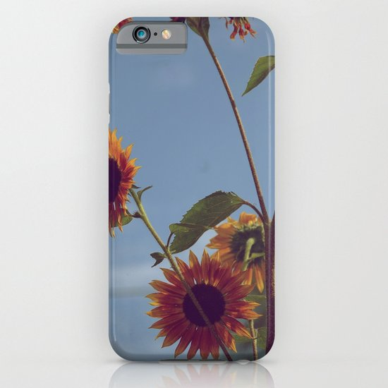 Reaching for the skies (Vintage) iPhone & iPod Case