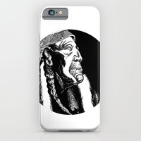 iPhone & iPod Case featuring American Founder by Liz Dorvee