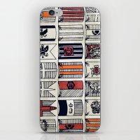 Regatta iPhone & iPod Skin