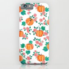 Pumpkins and Roses Slim Case iPhone 6s