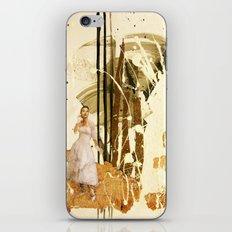 Wait iPhone & iPod Skin