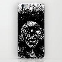 Drip Face iPhone & iPod Skin