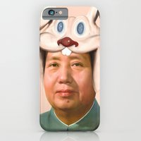 iPhone & iPod Case featuring Rab Mao Babe by happiestfung