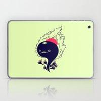 Flaming Squiggles Laptop & iPad Skin