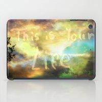 Enjoy It iPad Case