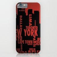 Cities iPhone 6 Slim Case