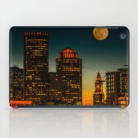 Boston Pink  Moon  iPad Case