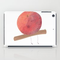 I'm peachy keen on you iPad Case