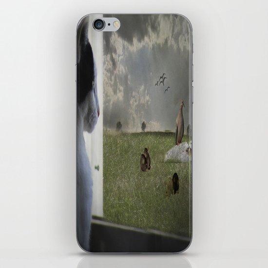 The Taunted iPhone & iPod Skin