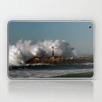 Blast Wave Laptop & iPad Skin