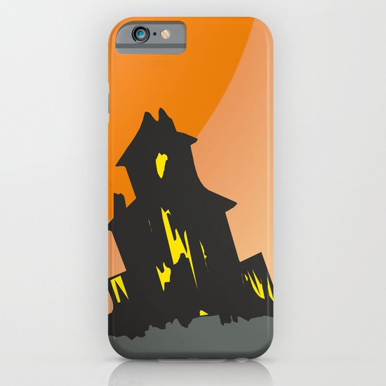 Uncanny Inclined iPhone & iPod Case