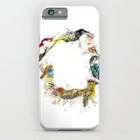 Endangered Wreath iPhone 6 Slim Case