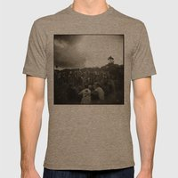 { Festival } Mens Fitted Tee Tri-Coffee SMALL