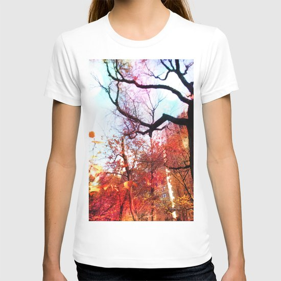 Color Blocked T-shirt