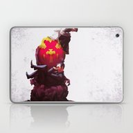Kings Of Heaven And Hell Laptop & iPad Skin