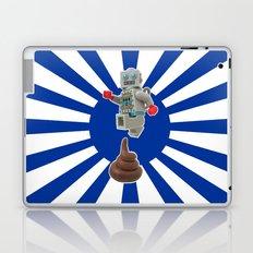 Poo jumping Laptop & iPad Skin