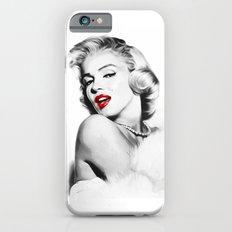 Marilyn Monroe - Blonde - Pop Art iPhone 6 Slim Case