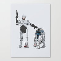 What Are Your Prime Dire… Canvas Print