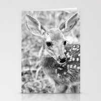 In the Tall Summer Grass Stationery Cards