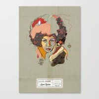 Minnie Riperton - Soul S… Canvas Print