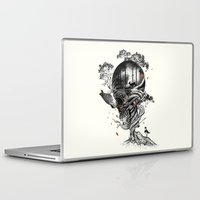 forest Laptop & iPad Skins featuring Lost Translation by nicebleed