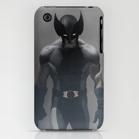 Wolverine X Force iPhone & iPod Case