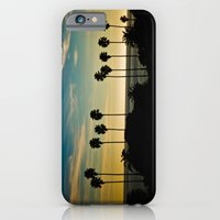 iPhone & iPod Case featuring Palms by Nikole Lynn Photography