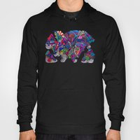 Mongali Faces Hoody