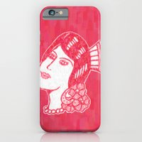 Lady From Spain iPhone 6 Slim Case