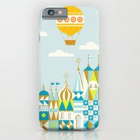 iPhone & iPod Case featuring Small Magic by Jenny Tiffany