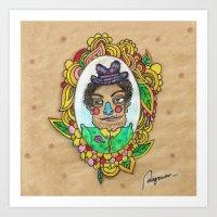 Mr. Trulala Art Print