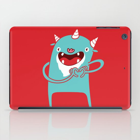Monster Hearts You! iPad Case