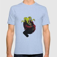 The Ramilla Mens Fitted Tee Athletic Blue SMALL