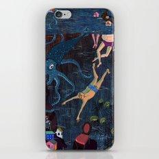 Swim Meet iPhone & iPod Skin