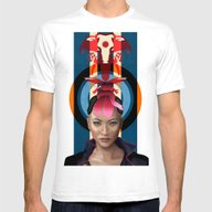 T-shirt featuring Queen Of Darkness Far Cr… by Milanova