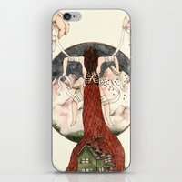 All Stories iPhone & iPod Skin