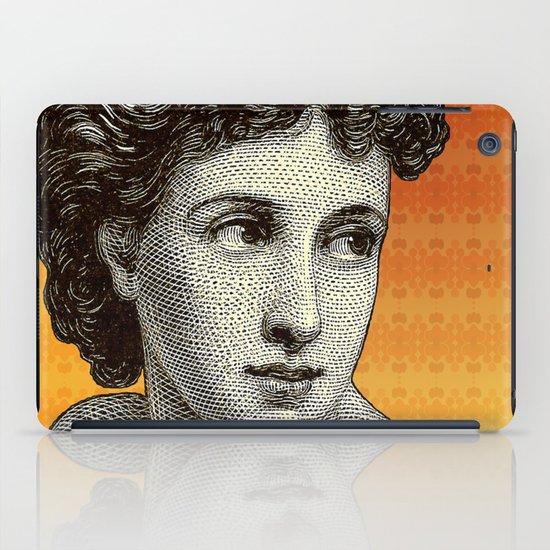 Seductress Orange iPad Case
