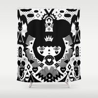 Nevaeh Shower Curtain