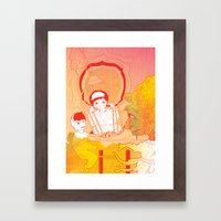 Hansel e Gretel 02 Framed Art Print