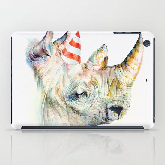 Rhino's Party iPad Case