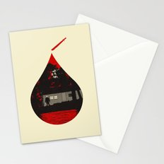 Horror Icons: Friday The 13th Stationery Cards