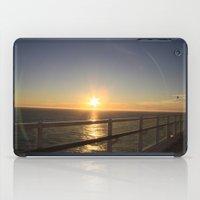 Ocean Sun iPad Case