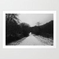 Kilburn Walk #3 Art Print