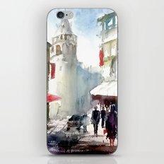 Galata Tower İstanbul iPhone & iPod Skin