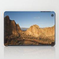 Smith Rock Sunrise II iPad Case