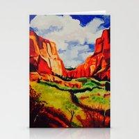 Sedona, Arizona Stationery Cards